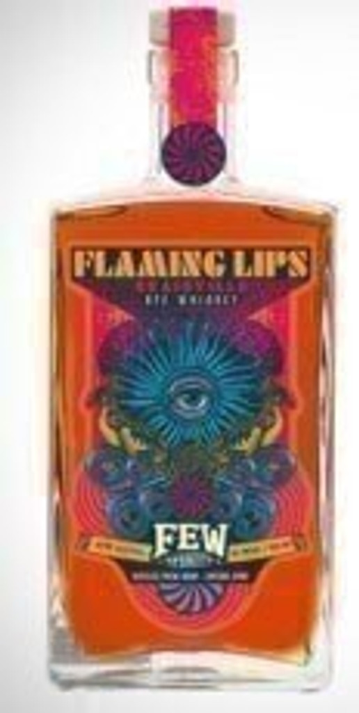 Flaming Lips Brainville Rye Few
