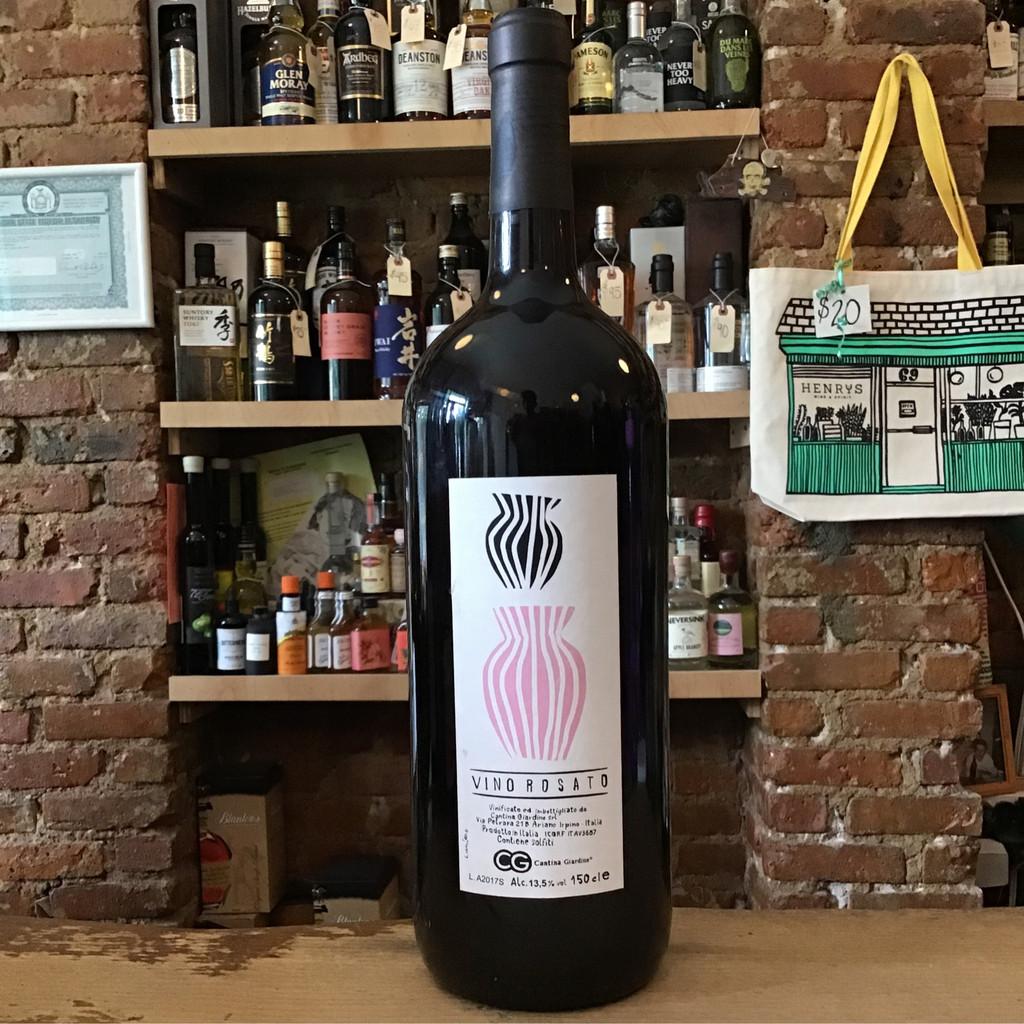 Cantina Giardino, Vino Rosato Anfora 1.5L (NV)