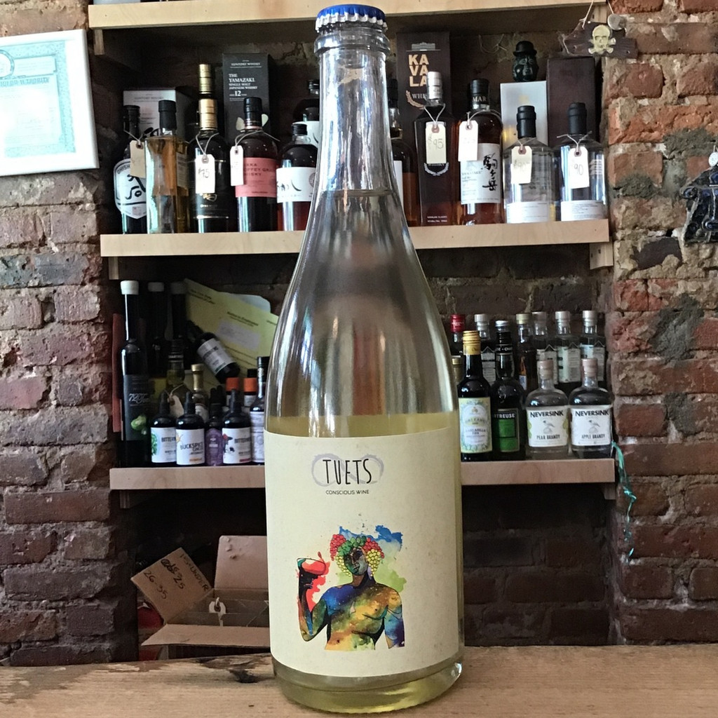 Cellar Tuets, Moscatell Ancestral (2018)