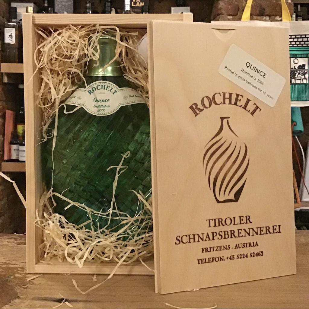 Rochelt, Quince Eau-de-vie 375ml