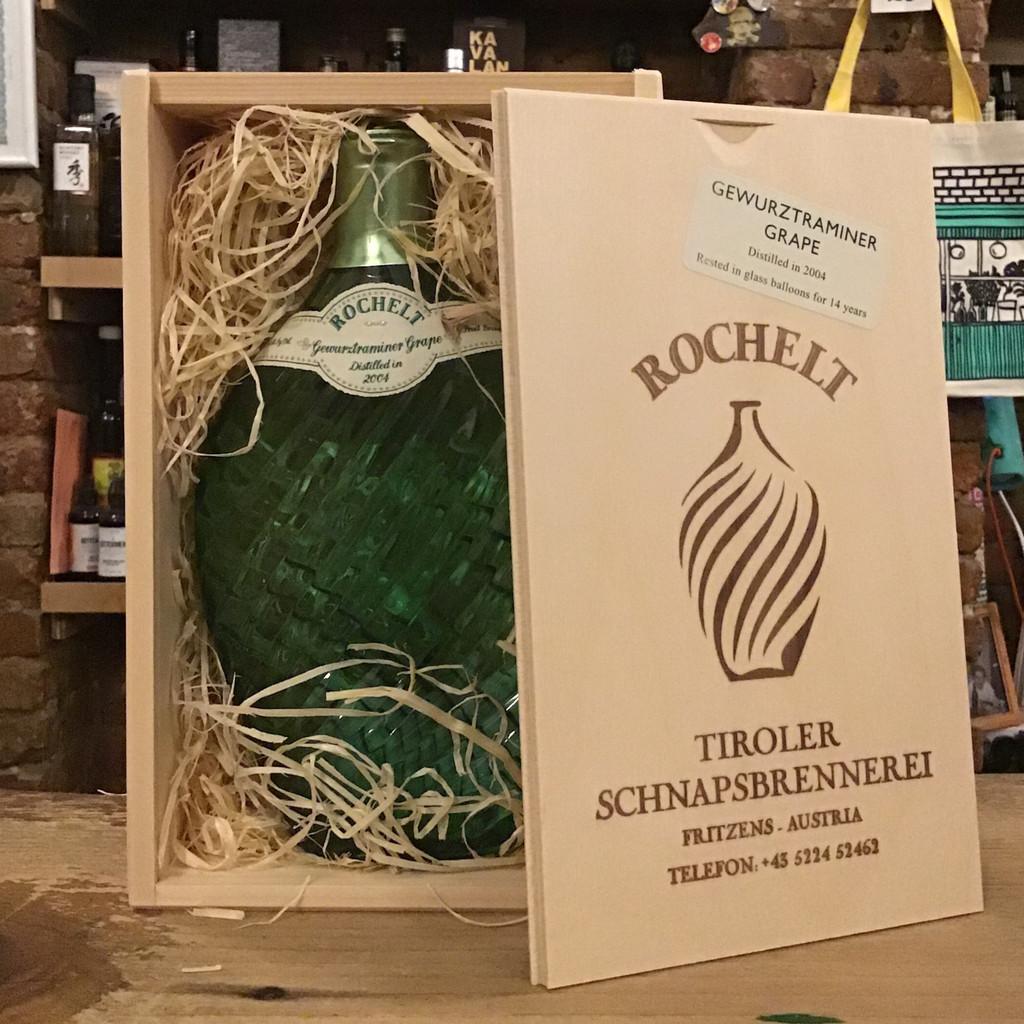 Rochelt, Gewürztraminer Eau-de-vie 375ml