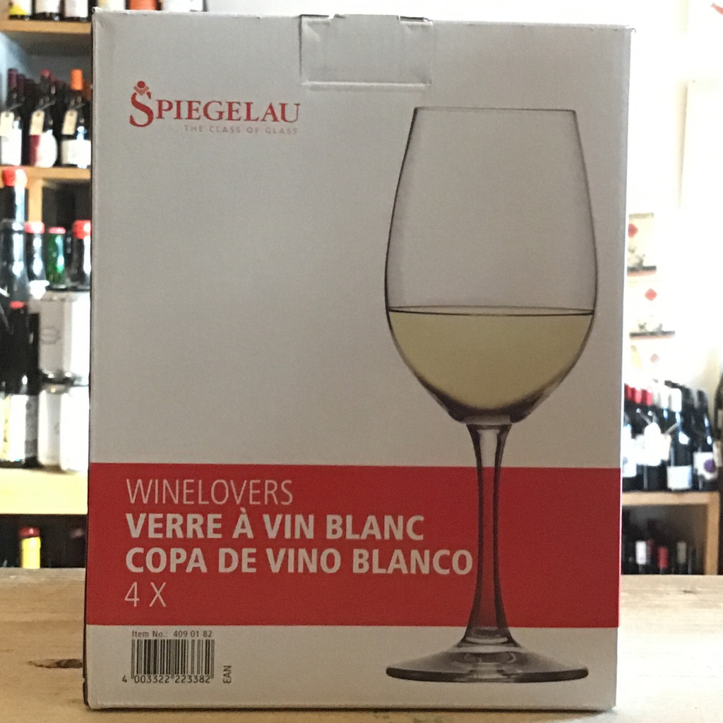 Spiegelau White Wine Glasses 4 Pack