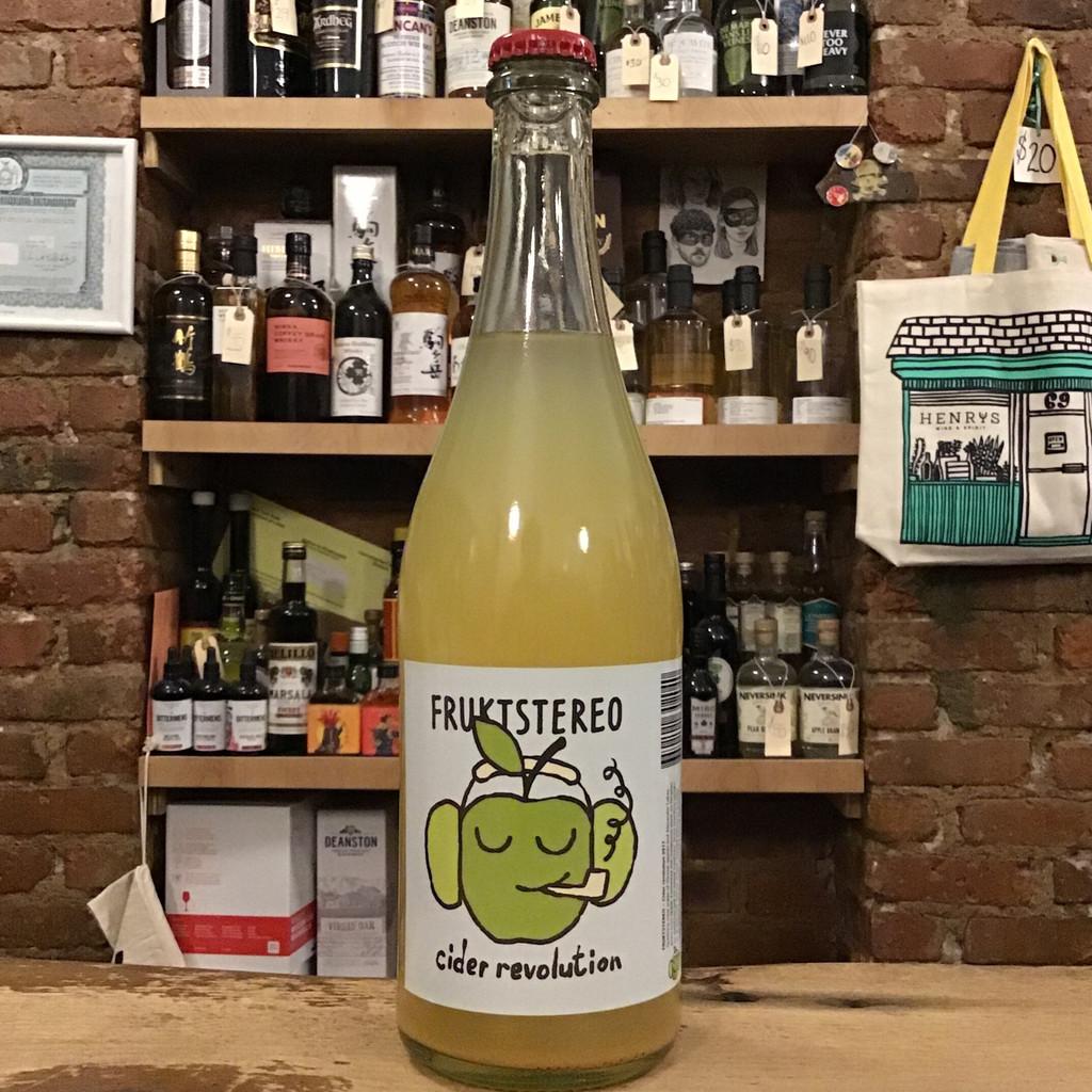 Fruktstereo, Cider Revolution (2017)