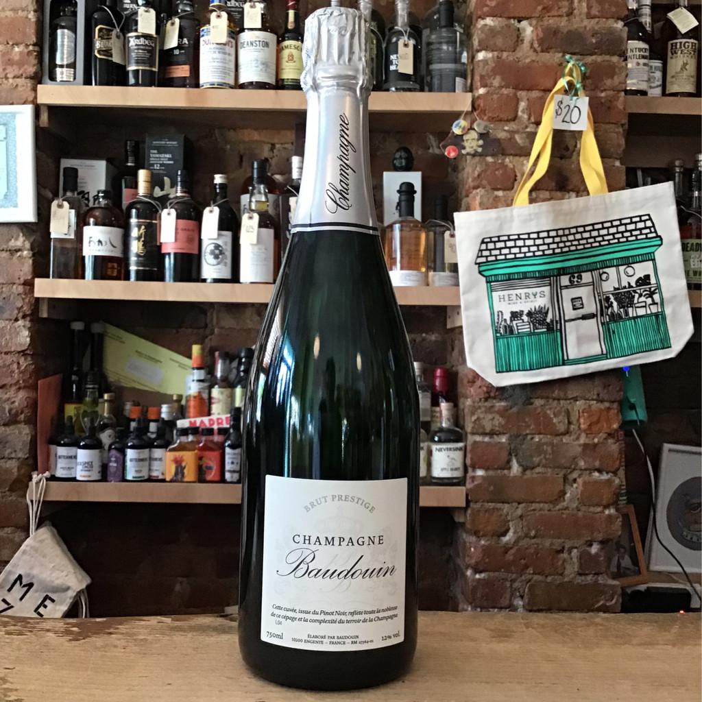 Baudoin Champagne Brut