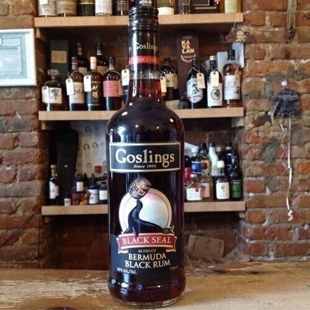 Goslings Rum Black Seal