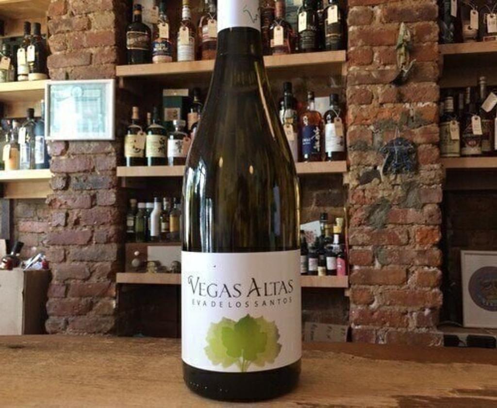 Vegas Altas Eva de Los Santos White Wine