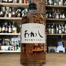 Akashi White Oak Whisky Eigashima Shuzo
