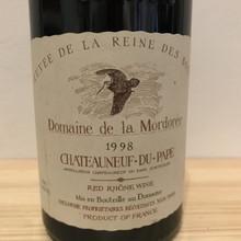 Domaine de la Mordoree Chateauneuf du Pape Cuvee de la Reine des Bois (1998)