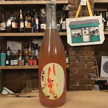 Wildman Wine, Sparkling Pét-Nat Astro Bunny (2018)