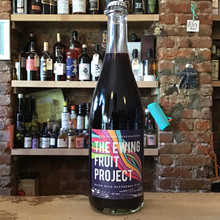 Oyster River Wine Growers, Ewing Project Blueberry Wine (2018)