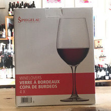 Spiegelau Red Wine Glasses 4 Pack