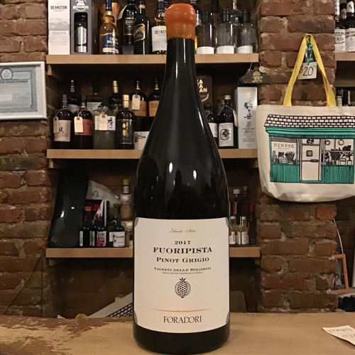 Foradori, Fuoripista Pinot Grigio 1.5L (2017)
