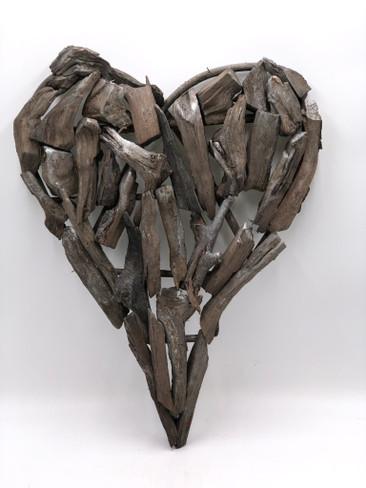 1.Wooden Heart