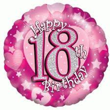 18th Balloon