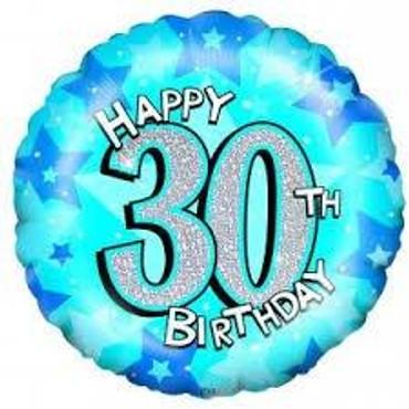 3.30th Balloon