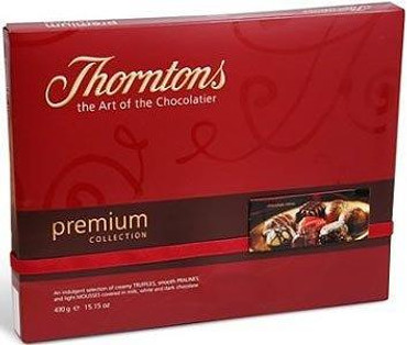 2.Luxury Chocolates