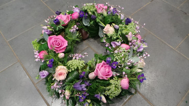 Natural Style Wreath