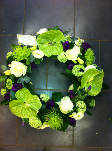 Funeral Wreaths - Style 2