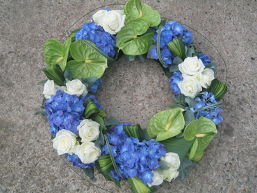 Funeral Wreaths - Style 4
