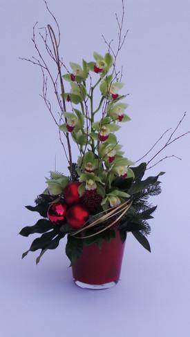 8.Festive Orchid Design