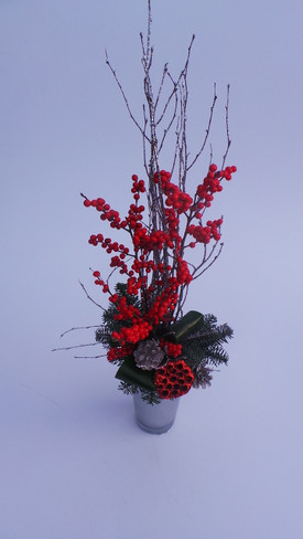 8.Winter Berries