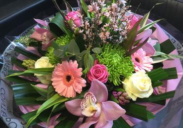 3.Spring Bouquet