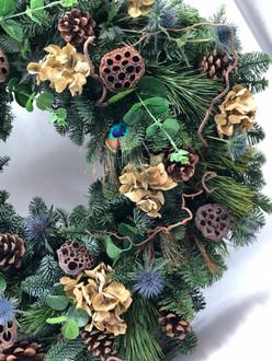 Christmas Wreath Home kits 2020