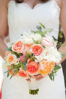 What Flowers are in season for my Wedding?