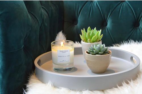 9.Luxury Candle