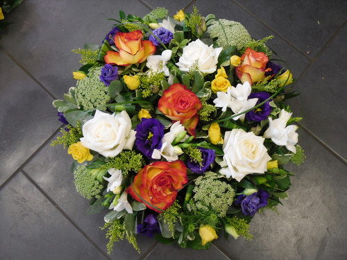 Seasonal Posy Bowl