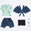 Baby Wings Set: Paper Sewing Pattern from Katia