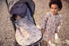 Universal Stroller Sack: Paper Sewing Pattern from Katia