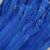75 cm Separable Zipper: Royal Blue