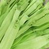 90 cm Separable Zipper:  Lime