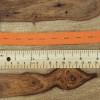Buttonhole Elastic:  Apricot