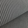 4 x 4 Heavy Ribbing: Grey