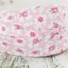 Cotton Woven Bias Binding: Miranda, Pink