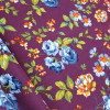 Olly Floral, Wine: Corduroy