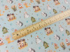 Spring Joy, Hugh the Hedgehog: Woven Cotton Poplin from Birgit Boley