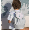 Polar Bear Backpack: Cotton Canvas from Katia