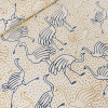 Ostrich: Canvas Gold by Katia