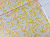 Tropical Leaves: Cotton Canvas by Katia