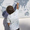 Polar Bear: Rapport Jersey Knit from Katia  (approximately 75 cm)