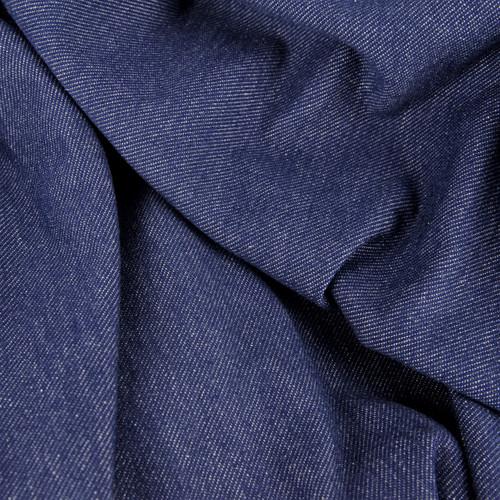 Austen, Denim-Look Jersey Knit: Denim