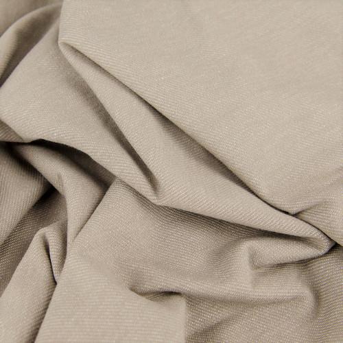 Austen, Denim-Look Jersey Knit: Sand