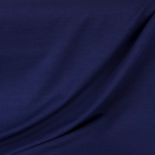 Modal French Terry:  Navy