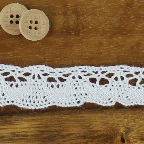 Lydia: Cotton Lace