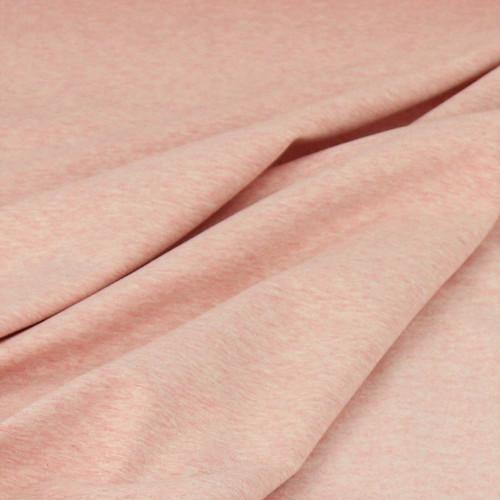 Eike: Brushed Heathered Sweatshirt, Pink