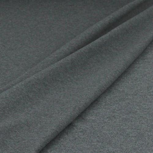 Eike: Brushed Heathered Sweatshirt, Dark Grey