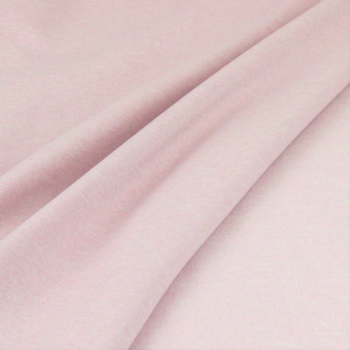 Eike: Brushed Heathered Sweatshirt, Rose